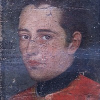 Portrait of Unidentified Soldier, age 22