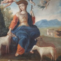 La Buena Pastora / The Good Shepherdess