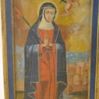 Nuestra Señora de los Dolores / Our Lady of Sorrows